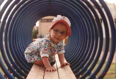 משקפי ראייה לתינוק