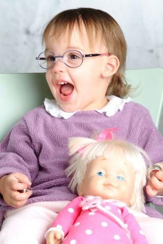 בעיות עיניים בגיל הילדות